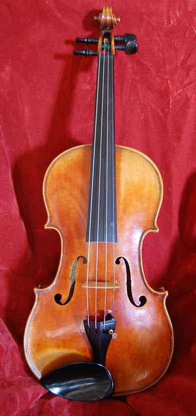Jay Haide violins for sale